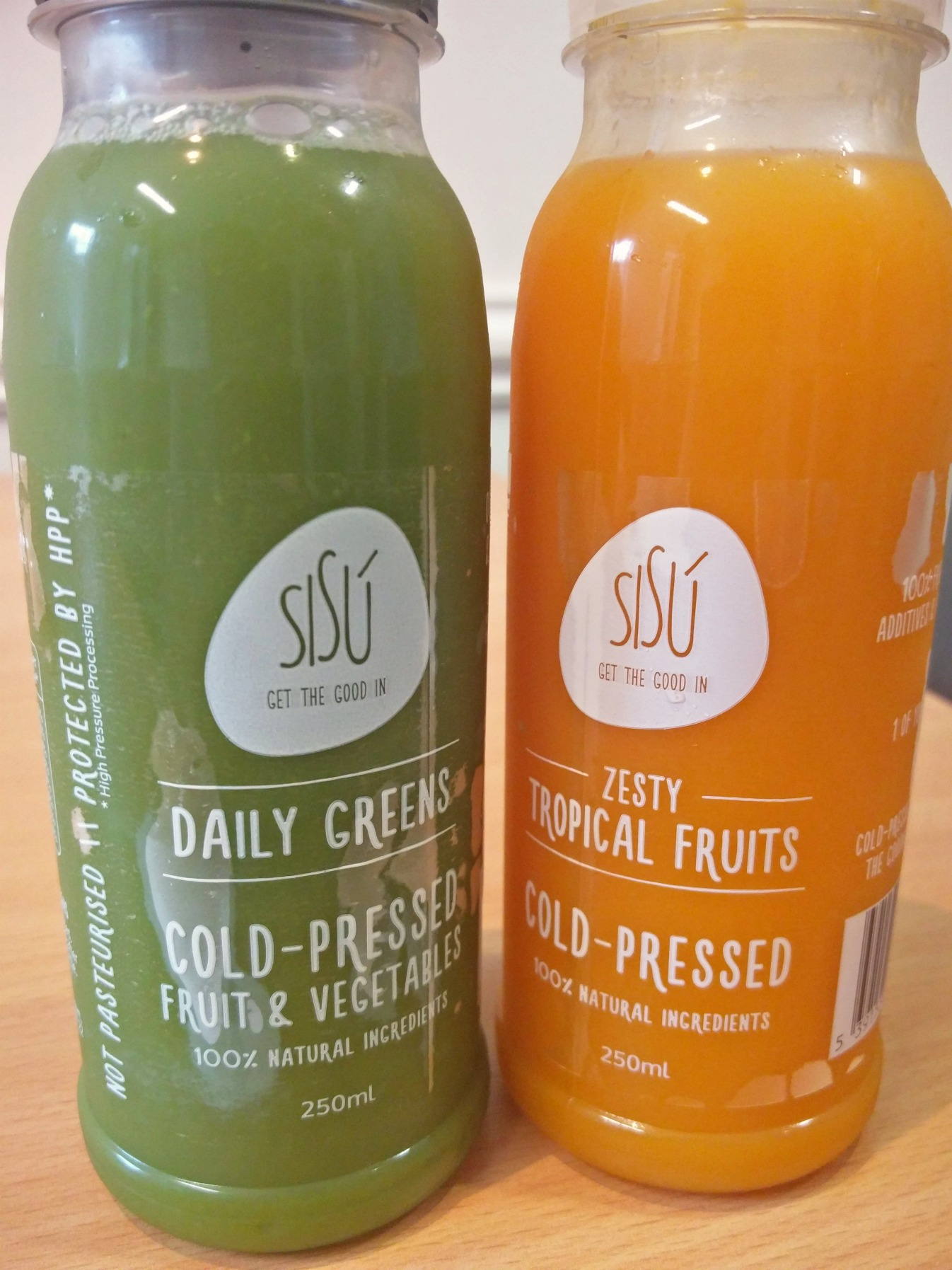 Summer party Sisu refreshing drinks