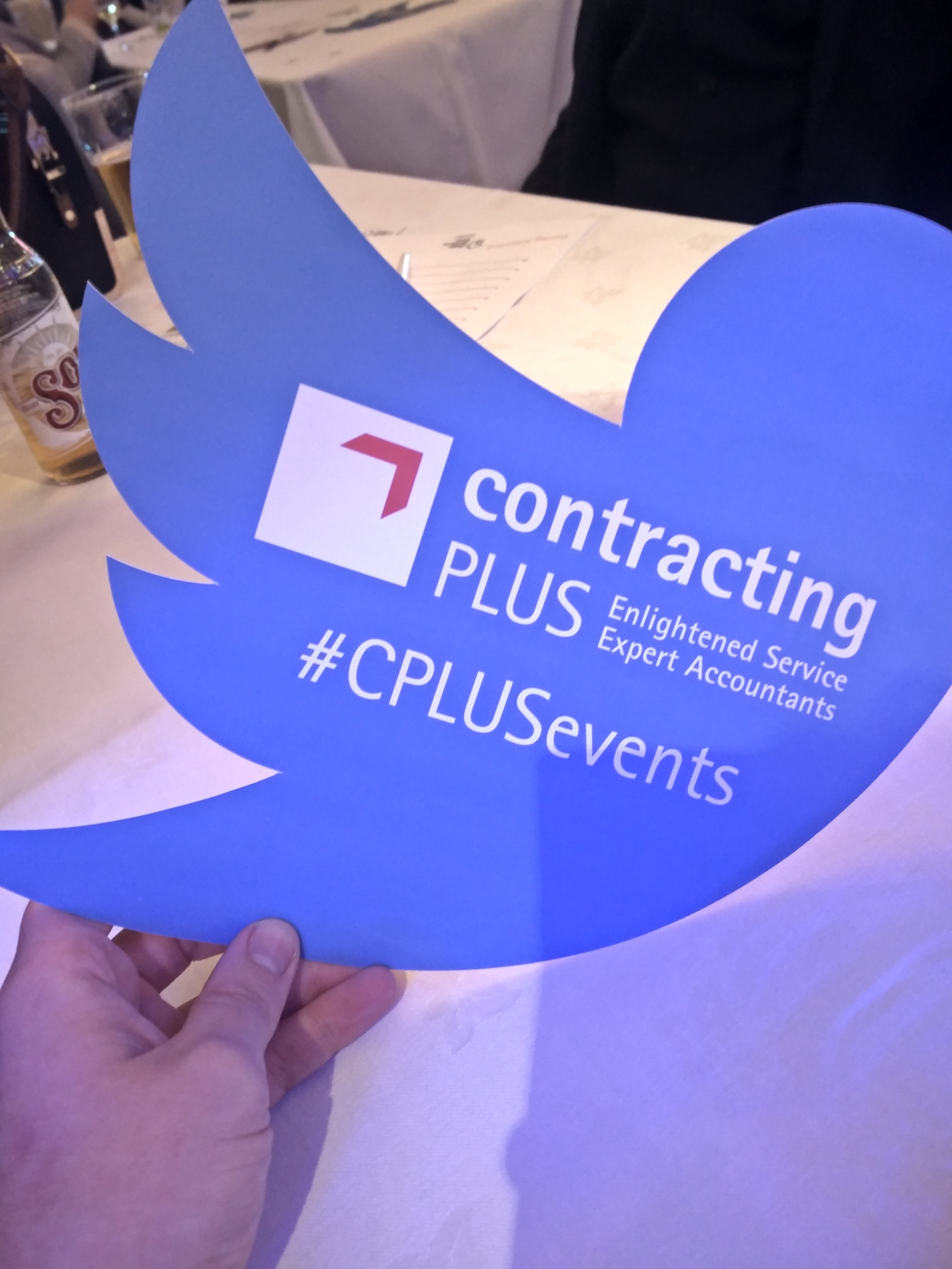 Contracting Plus charity table quiz