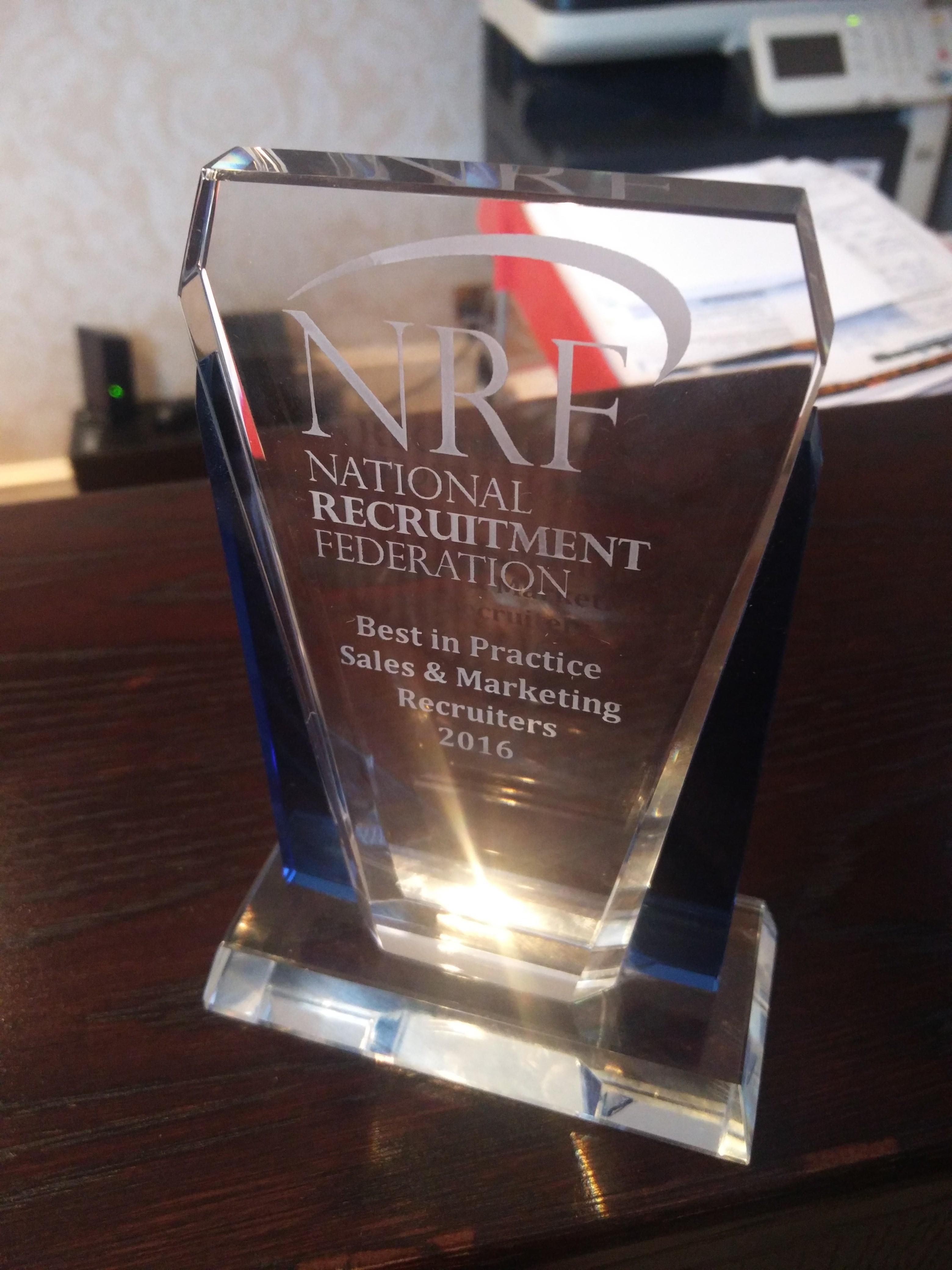 NRF Awards 2018