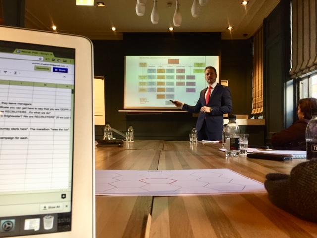 Board room meetings