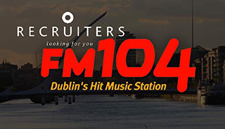 RECRUITERS and FM104 announce 'Job Finder' partnership